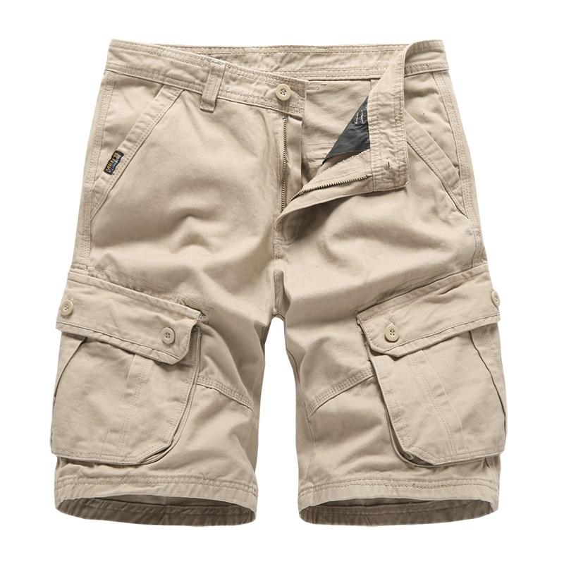 2019 summer casual shorts men's shorts  men's large size