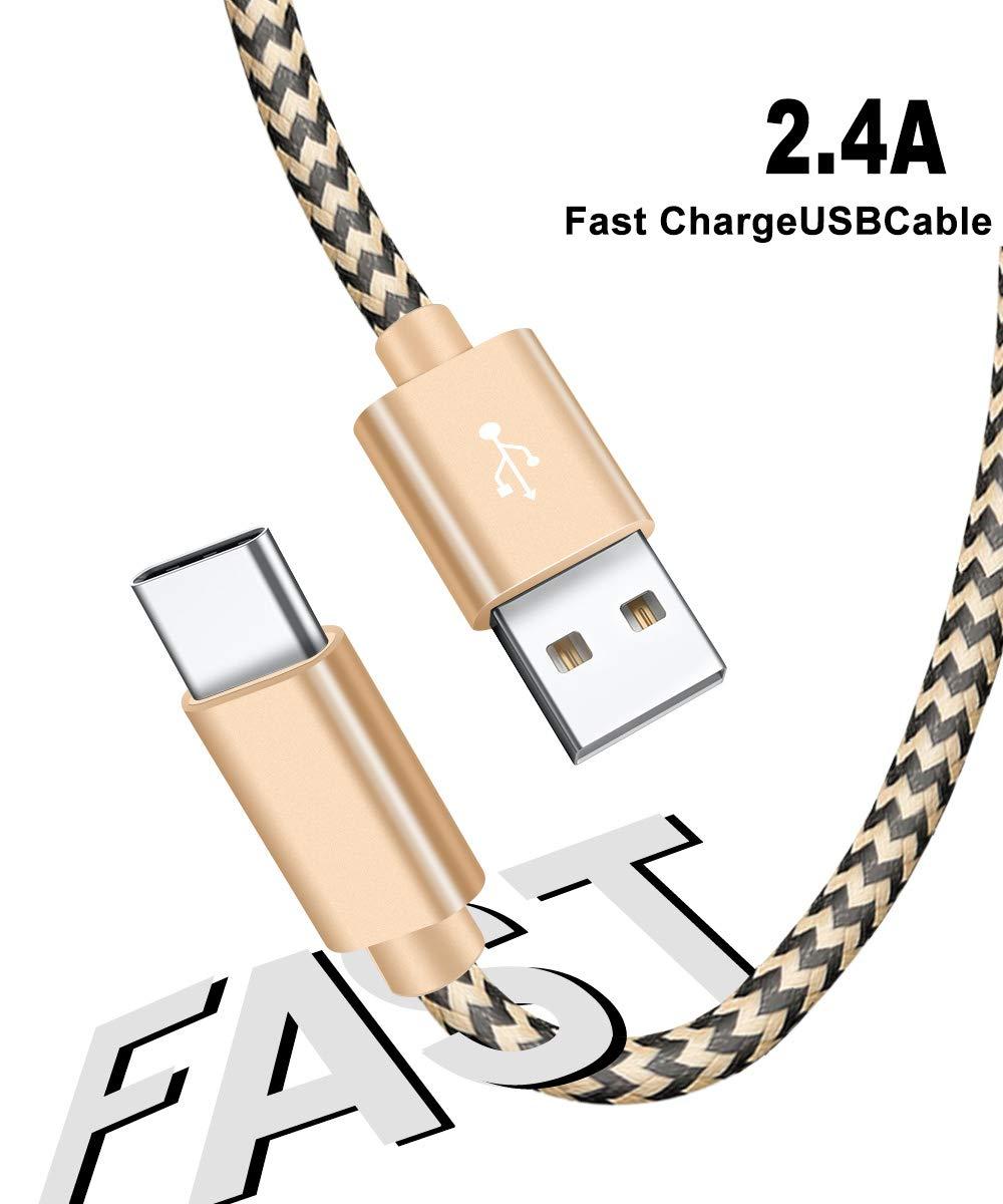 Para Xiaomi mi A1 cargador Cable Usb tipo C 100 cm carga...