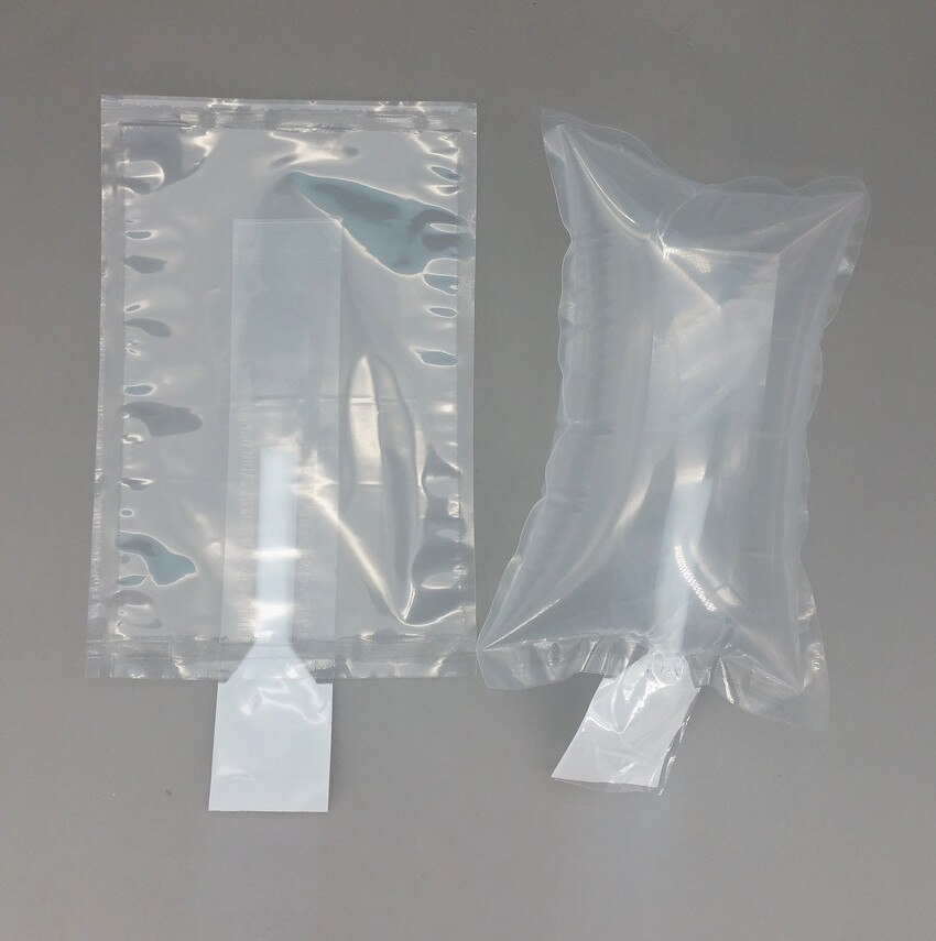 20x30cm Plastic Clear PE Protective Pump Inflatable Cushioning Buffer Packing Material Bags For Packaging Shockproof 1500pcs
