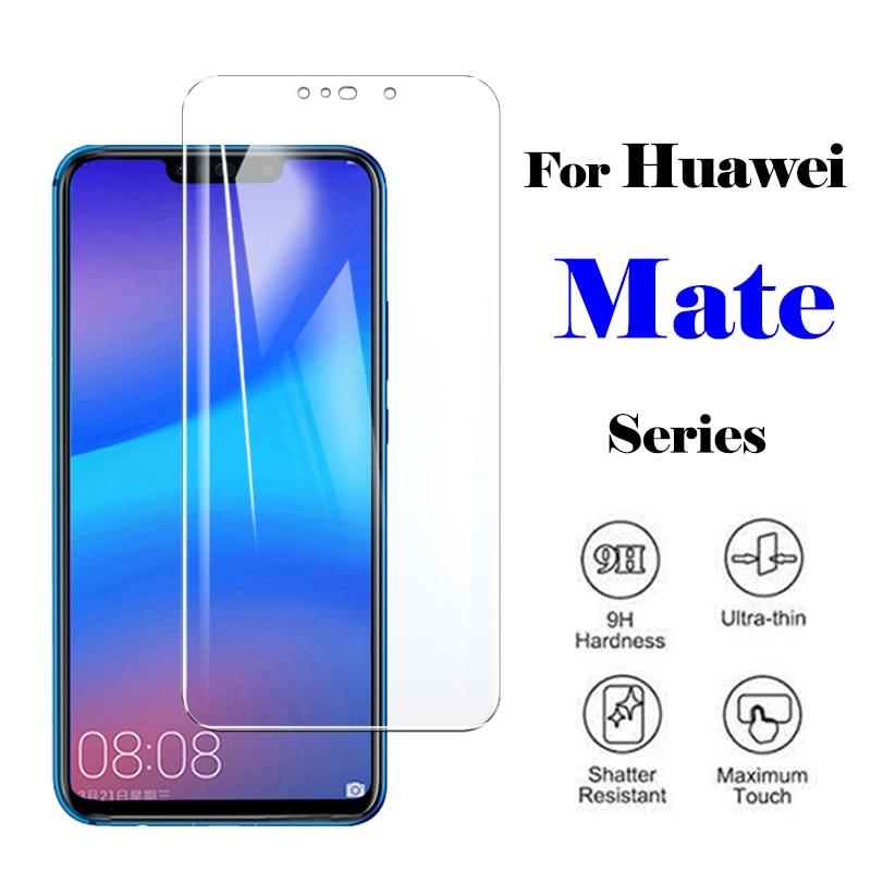 Для Huawei Mate 10 20 Lite Pro световая защитная пленка на huawai защитная пленка из закаленного стекла glas mate20 10lite 20lite tremp