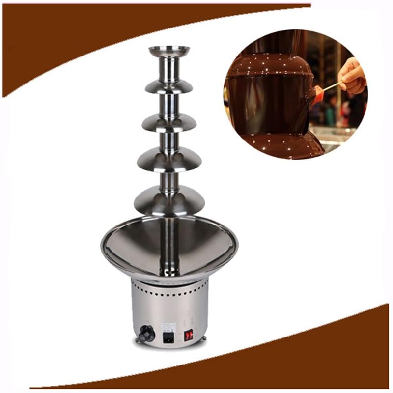 Коммерческая Машина для шоколадного фонтана шоколадный фондю|chocolate fountain