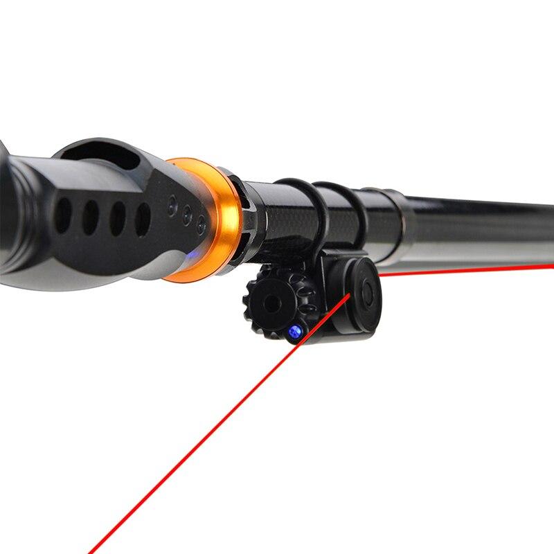 Alertas de pesca alarma de mordida profesional alertas de Audio y visuales para caña de pescar herramienta de aparejos de sedal