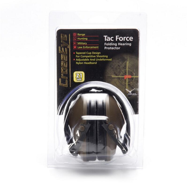 Protección auditiva para caza, estampado de orejeras, protección auditiva, orejeras para caza