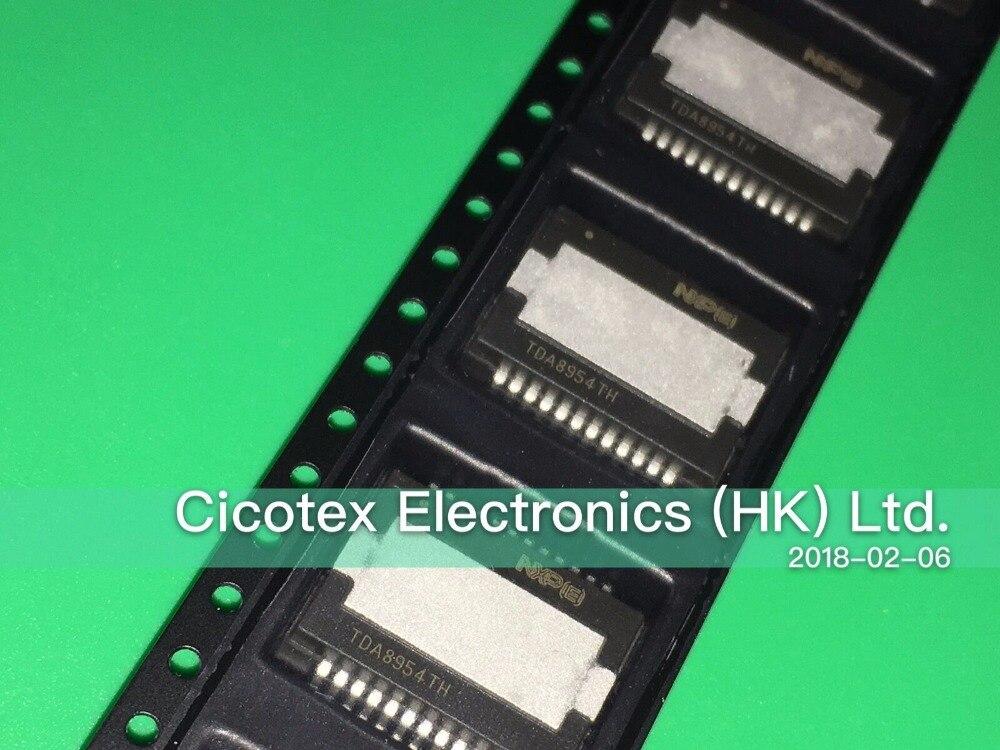 TDA8954TH HSSOP24 IC amplificador de AUDIO Clase D 24HSOP TDA8954TH/N1 118