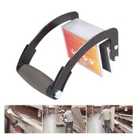 Wooden Handle Wrench Plywood and Sheetrock Panel Carrier 0 to 22mm Heavy Duty Metal /Furniture Gripper Sheet Goods Carry Handle