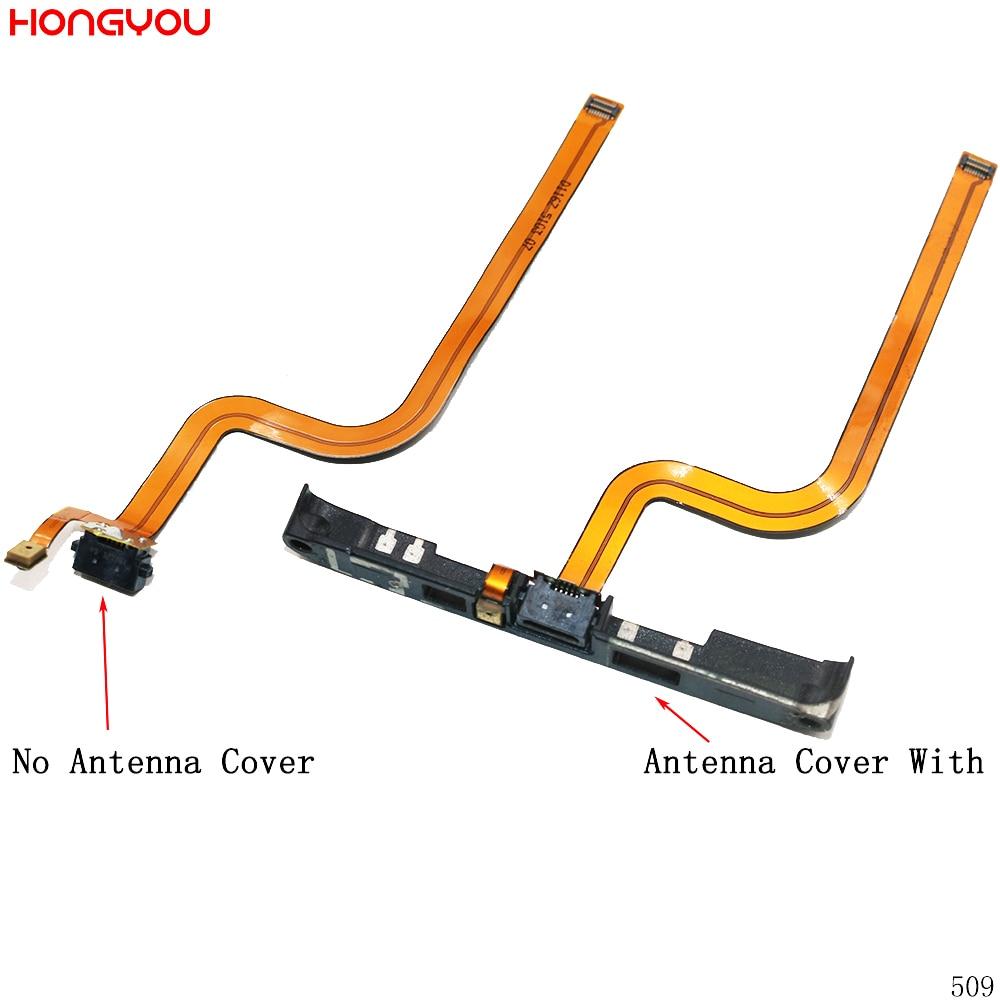 Puerto de carga USB conector Dock Jack con micrófono Mic Flex Cable para Nokia Lumia 920