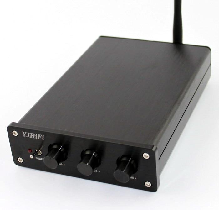 DC24V 3A Class D digital amplifier TPA3116 2.1+ Bluetooth 4.0 digital amplifier (100W +2 * 50W)