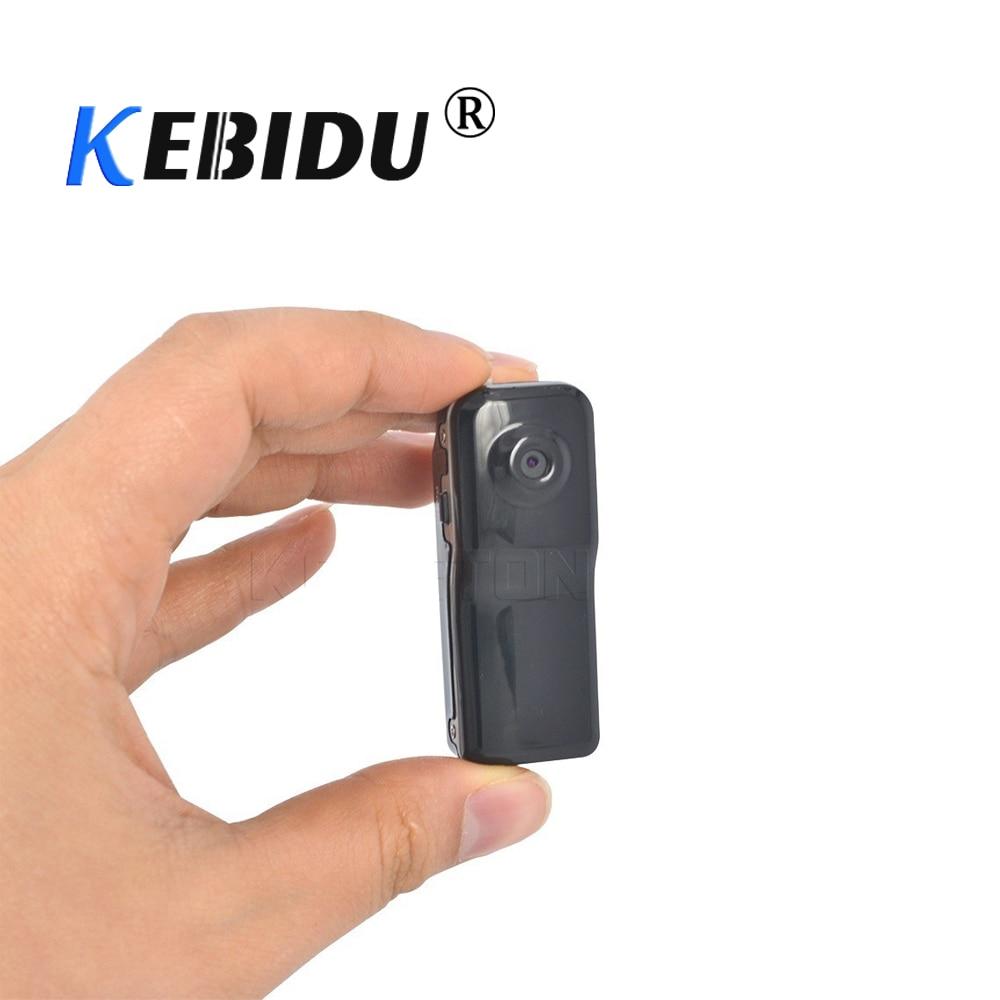 Kebidu DVR DV Cámara deportiva para bicicleta/motocicleta Audio Video grabadora 720P HD DVR Mini cámara DVR y soporte
