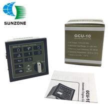 GCU10 unité de commande moteur générateur   Avec fonction de démarrage automatique, contrôleur de Genset