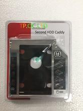 12.7mm 2nd HD HDD SSD disque dur Caddy pour Lenovo IdeaPad B550 B560 B570 B575 B580 B590