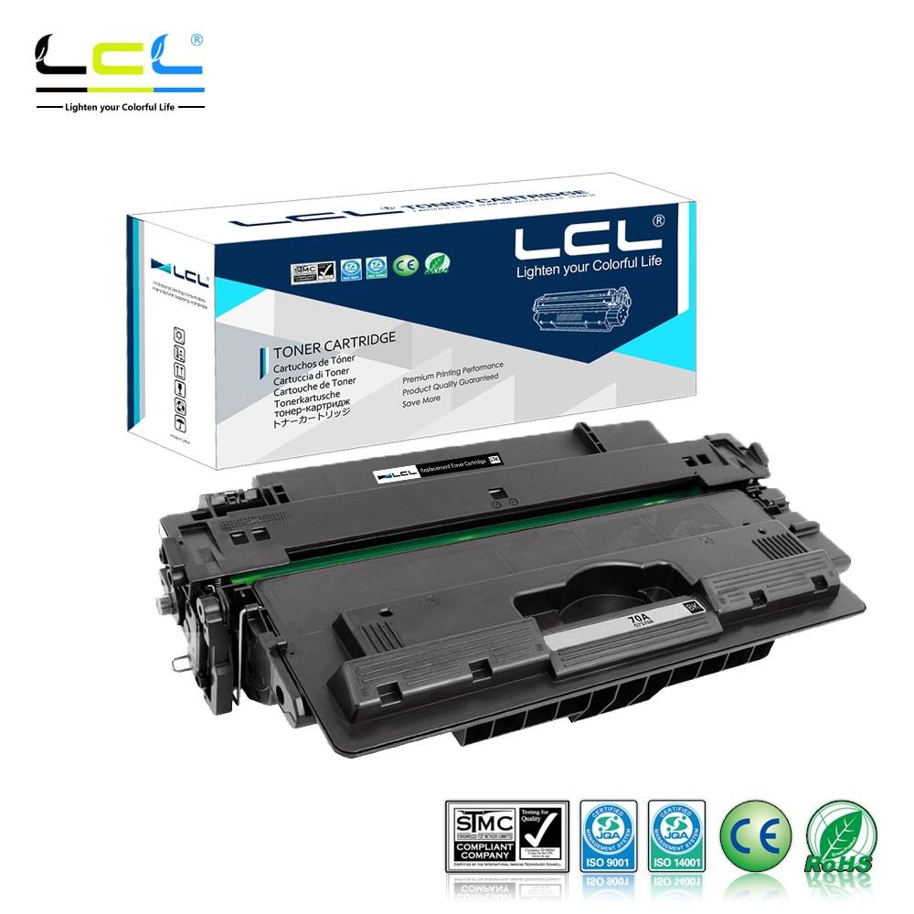 LCL 70A Q7570A Q7570 7570A (1-Pack Preto) Cartucho de Toner Compatível para HP LaserJet MFP M5025/M5035 MFP/M5035X MFP/M5035XS MFP