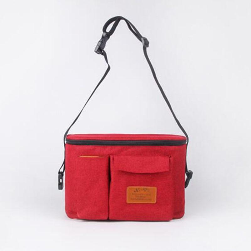 Большая вместительная сумка для детских колясок, органайзер для хранения, дорожная сумка для мам, сумки для подгузников, аксессуары для кол...