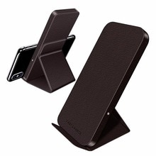 Almohadilla de carga inalámbrica universal para teléfono móvil Polmxs, almohadilla de carga inalámbrica qi, alfombrilla de toma de corriente para SAMSUNG S7/6 S6 edge NOTE5 GO