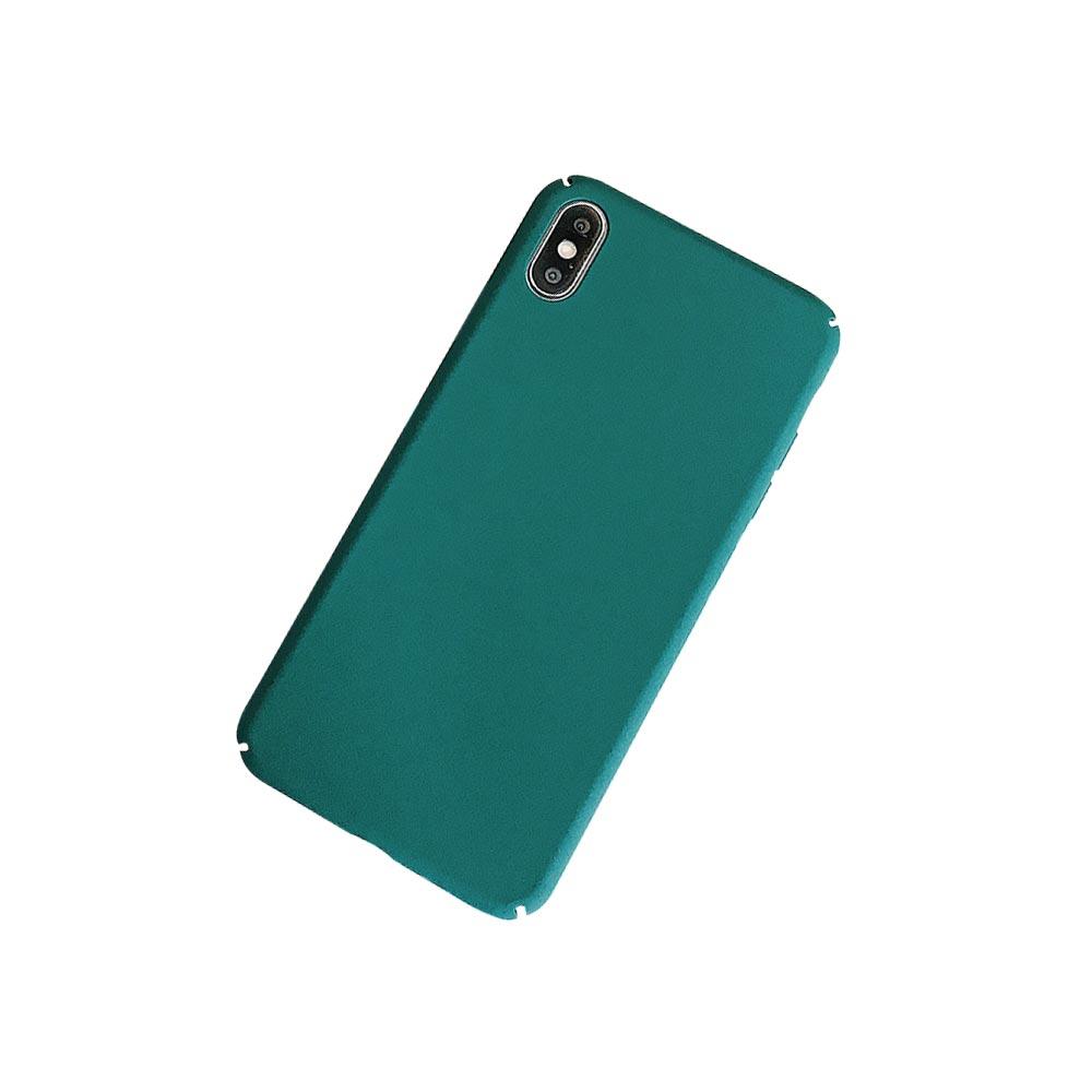 Funda de teléfono PC funda para Samsung A5 A8 S10 carcasa dura para Samsung Note 9 Note 8 funda Anti-huella digital funda de teléfono móvil