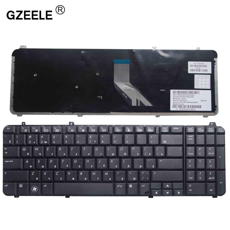 GZEELE Russische laptop Tastatur für HP DV6-1000 dv6-1122TX DV6 1300 DV6-1053TU 1330TX 518966-251 534606-251 dv6-2000 dv6-2100 RU