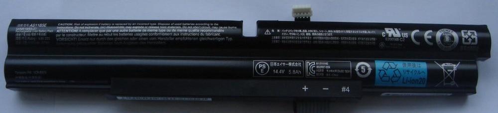 New Genuine original Battery for Acer Aspire 5951 5951G 8951 8951G Ethos 5951G 14.8V 6000mAh