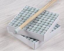 Nouveau 10 pièces 12mm 13mm Durable professionnel Snooker fournitures billard conseils de remplacement barre piscine queue réparation tige bâton pointe gommage barre