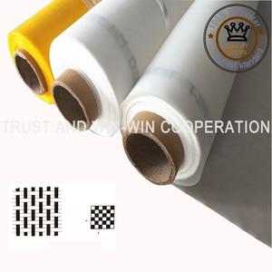 Fast shipping ! 100T-40um-115cm white polyester screen printing mesh