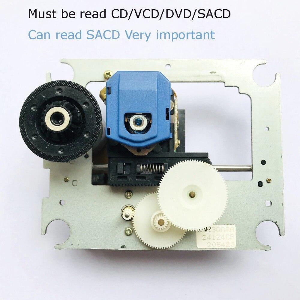 Оригинальный Новый KHM-230AAA KHM230A KHM-230A KHM230AAA SACD DVD CD лазерный объектив с механизмом