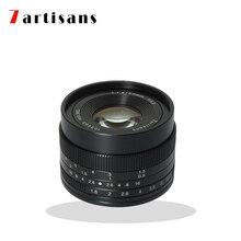 7artisans 50mm F1.8 Manual Focus Prime Lens for Sony E-mount A6500 A6300 A6000 A5100 A5000 NEX-3 NEX-3N NEX-3R NEX-C3 NEX-F3K