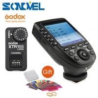 Godox XPro-C Flash Trigger Transmitter E-TTL II 2.4G Wireless X System HSS+XTR-16S Receiver for Canon For Godox VING V860C V850C