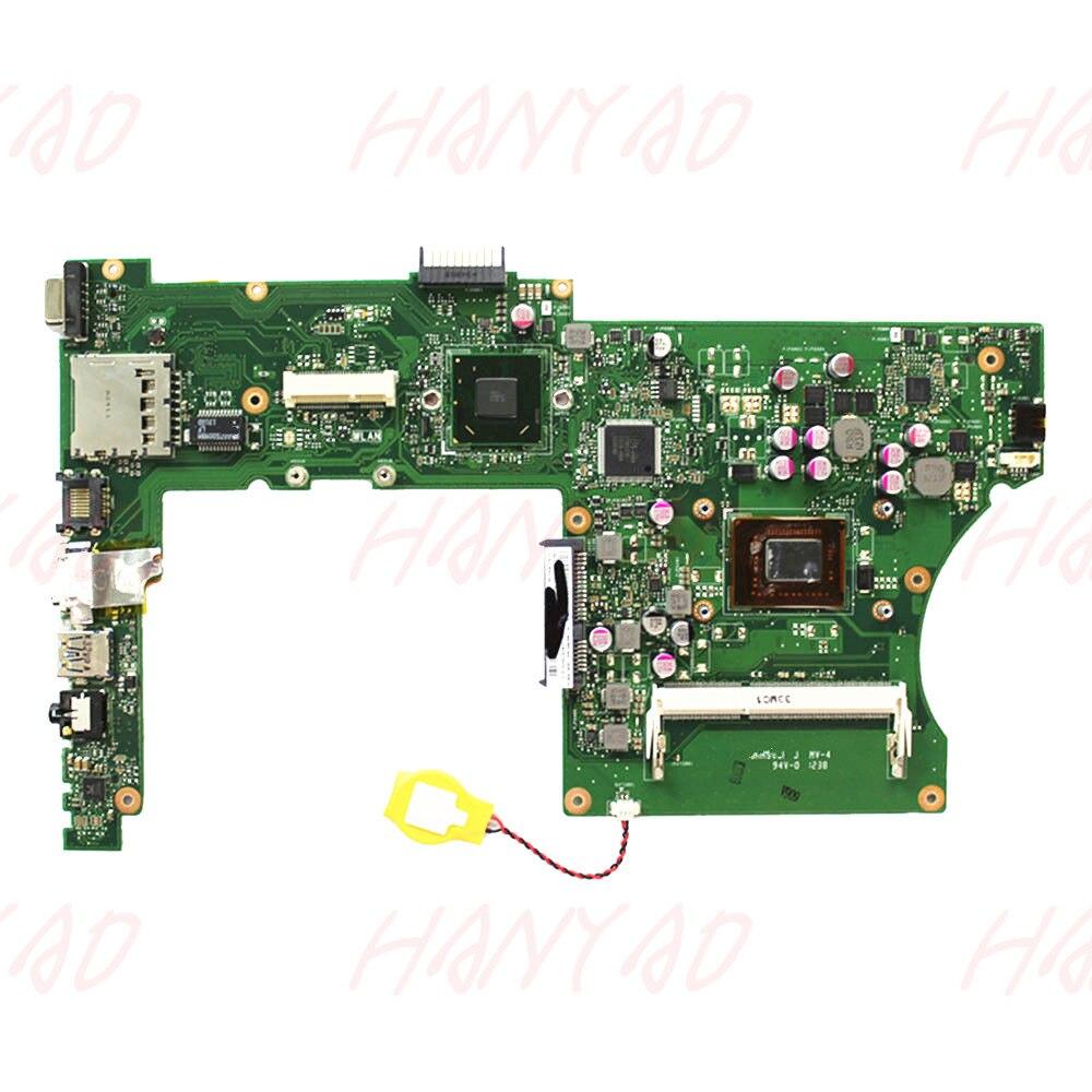 ل ASUS X401A X401A1 اللوحة المحمول DDR3 HM70 60-N3OMB1103