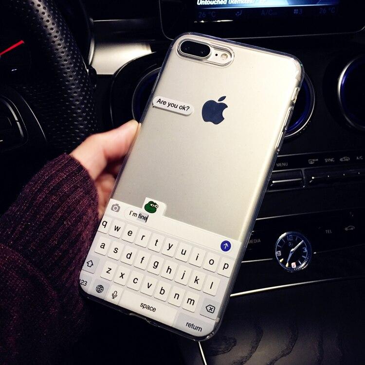 Funny Meme Are You Ok, мягкий прозрачный чехол для телефона, чехол для iPhone 11 Pro 6 6S 7 7Plus 5 5S 8 8Plus X XS Max