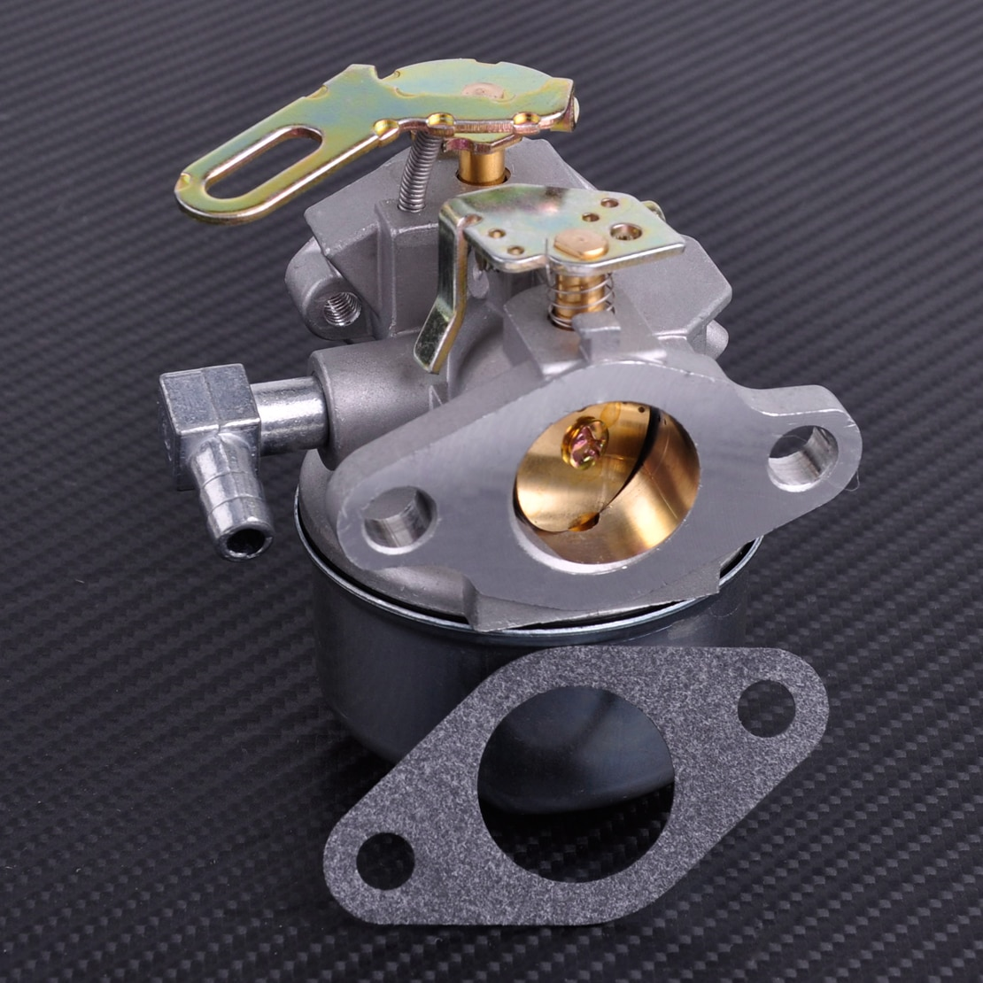 LETAOSK carburador de Tecumseh HSK40 HSK50 HS50 LH195SP 5HP 640084A 632107