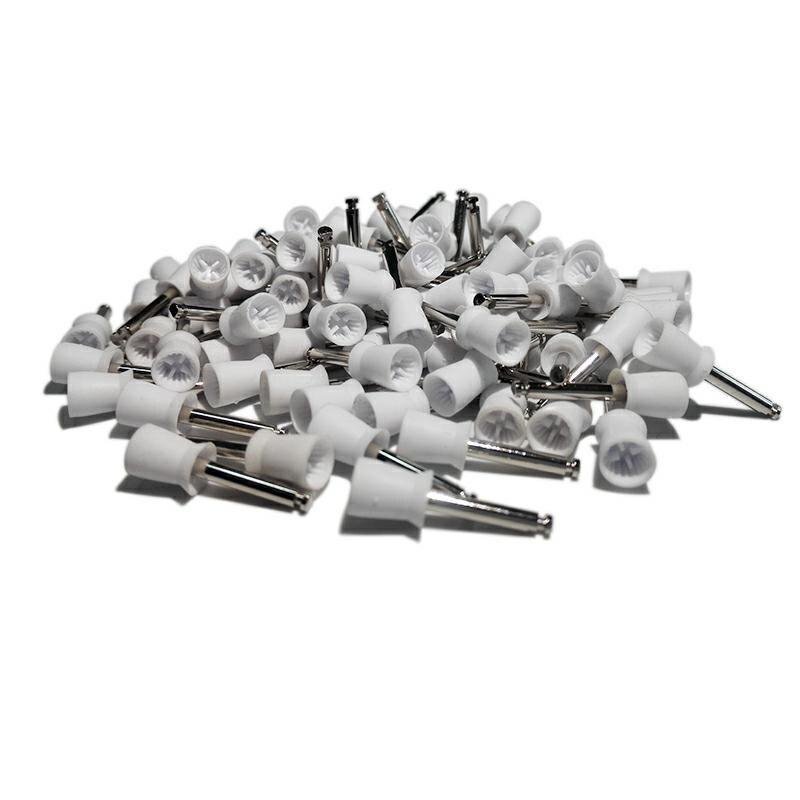 100 шт/50 шт стоматологические материалы, используемые в стоматологической Полировки Чашки Стоматологическая гибочная машина Бесплатная дос...
