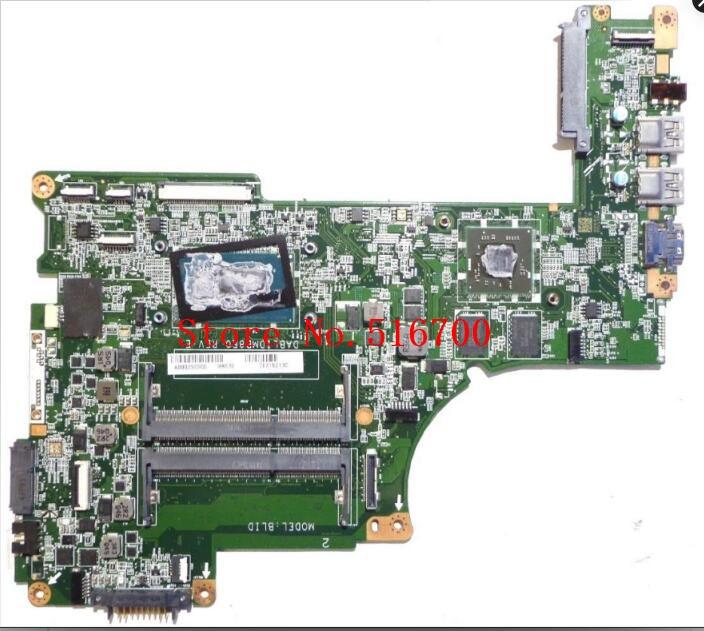 Mb dablidmb8e0 para toshiba satellite s50 s55 S50T-B S55-B series computador portátil placa-mãe a000296900 com cpu I5-4210U 100% testado ok