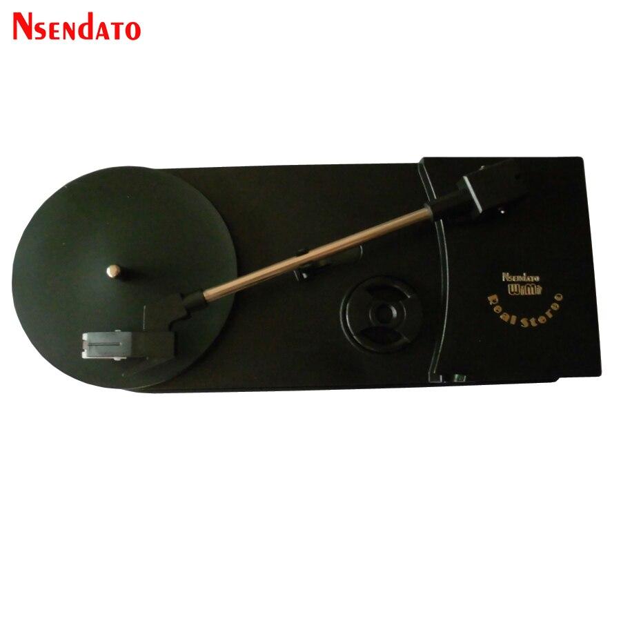 محمول 3.5 صغير متعدد الوظائف USB 2.0 فونوغراف فينيل الدوار سجل مشغل الصوت إلى MP3/WAV/CD محول LP ل 33 45PRM