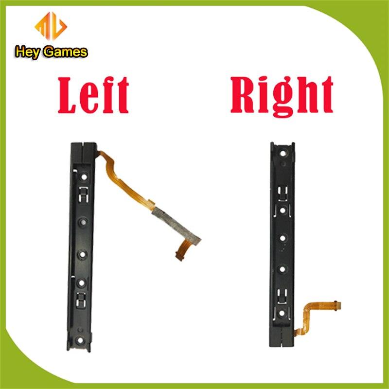 Para NS interruptor de mando de juegos pad LR ranura de enchufe de carga izquierda derecha set para accesorios de consola Nintendo Switch NS
