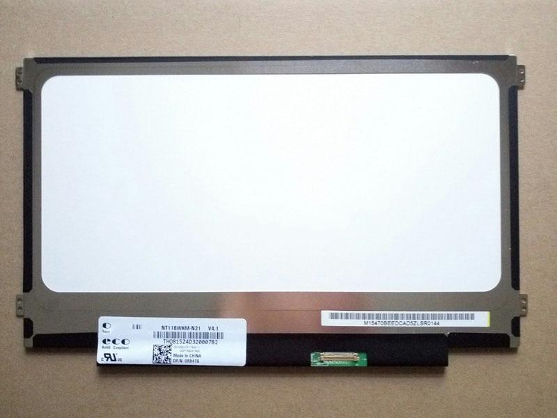 شاشة Lcd مقاس 11.6 بوصة لجهاز HP Probook 11 EE G2 ، لوحة بديلة للكمبيوتر المحمول 846987-001