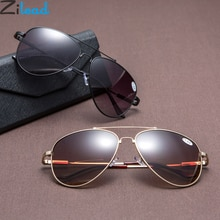 Zilead-lunettes de lecture anti-soleil   Lunettes de soleil pliables de marque, lunettes de pêche presbytes claires pour personnes âgées unisexes + 1.0 à + 3.5