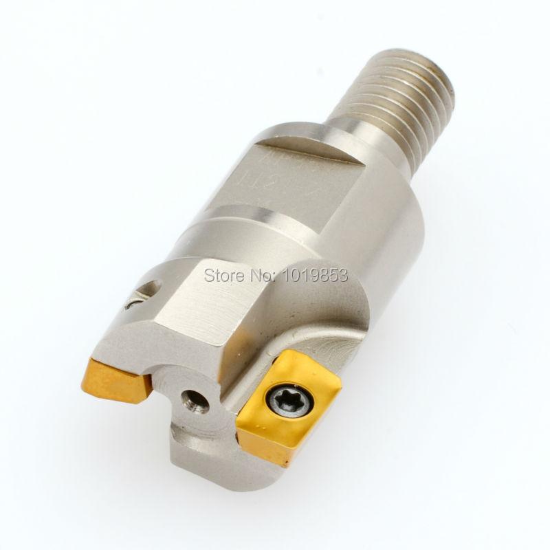 Cortador de molienda pequeño prebison de tipo modular AP350-1116-2T-M8 para inserciones de carburo APMT1135