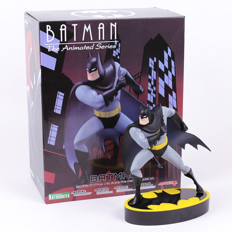 ARTFX + STATUE Batman The Animated Series 1/10 Scale Pre-painted Figure Model Kit