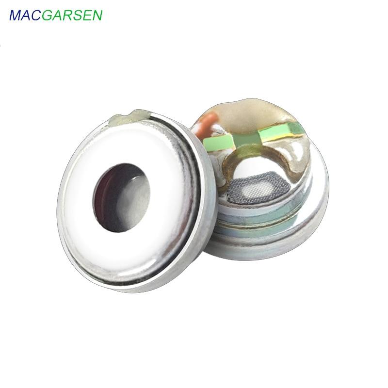 MACGARSEN 2pcs 7mm Earphone Speaker 16 ohm In-ear TWS speaker unit Bass HIFI Repair DIY Wireless Bluetooth Earbuds Speakers