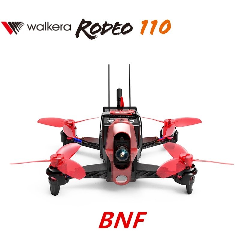 New Walkera Rodeo 110 Racing Drone RC Quadcopter BNF Without Remote Controller (With 600TVL Camera )