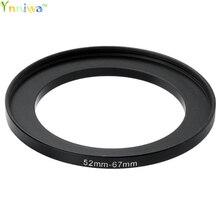 52-67mm Metall Step Up Ringe Lens Adapter Filter Set