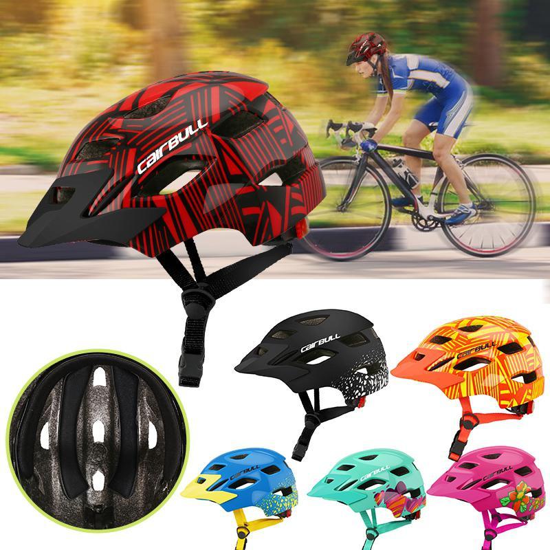 Детский защитный шлем уход за кожей лица, Горный Дорожный велосипед MTB для развала-схождения (балансировки скутер защитный шлем с хвостом светильник велосипедный шлем)