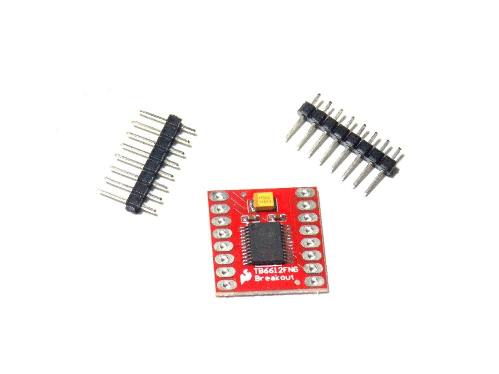 Módulo de placa controladora de Motor paso a paso DC Dual TB6612FNG reemplazar L298N S3