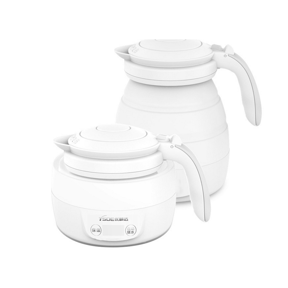 Складной электрический чайник горячая вода Интеллектуальный для кипячения воды