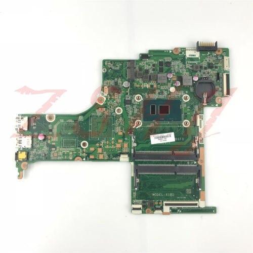Para HP 15 15-AB-UM DAX1BDMB6F0 15-AN050NR Laptop Motherboard 836097-601 i5 frete Grátis 100% placa de teste ok
