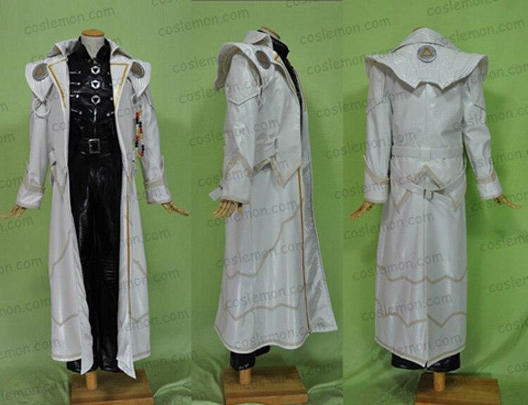 Anime Garo Kouga Saejima Cosplay Costume Halloween Uniform Outfit Any Size