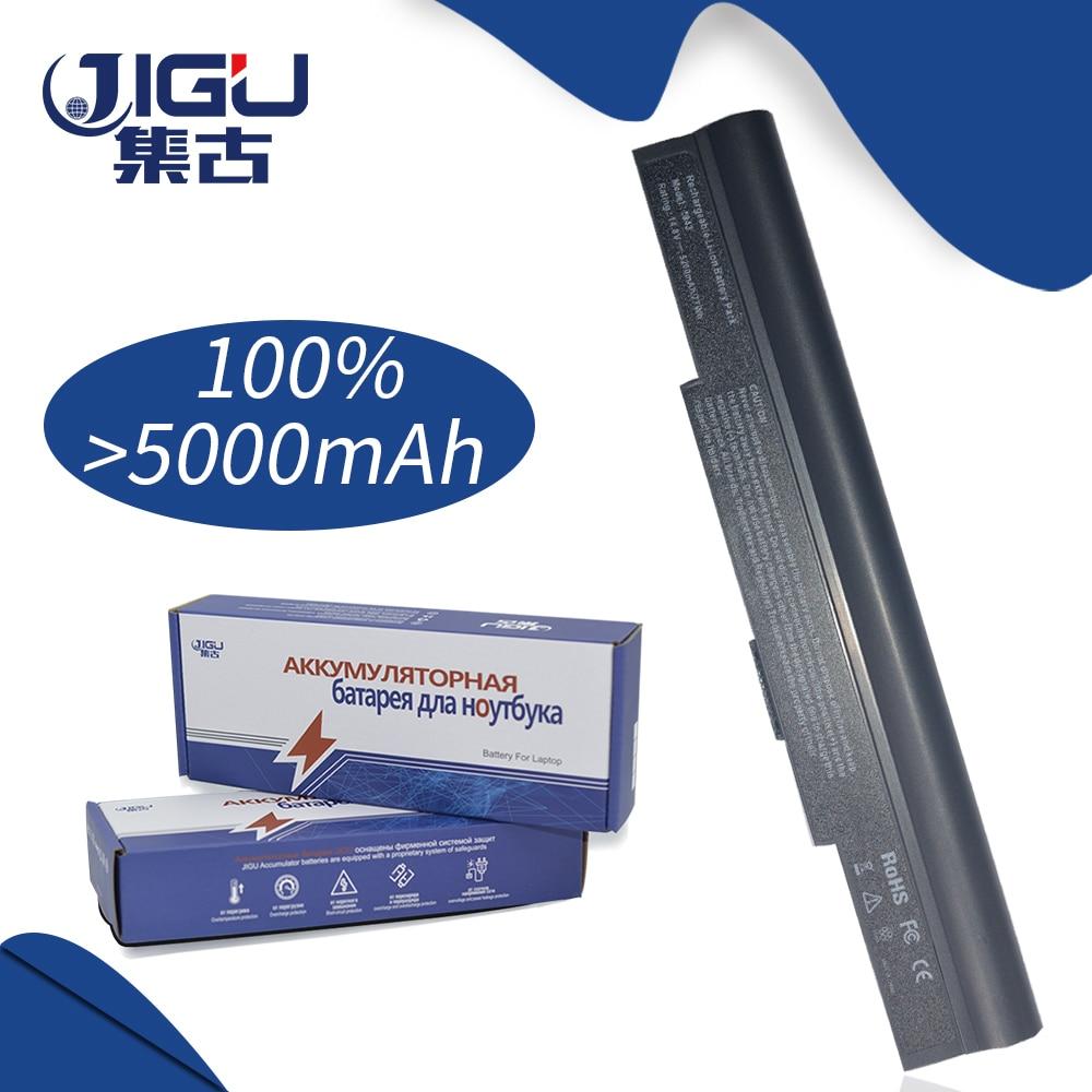 Аккумулятор для ноутбука JIGU AS10C5E AS10C7E, для Acer Aspire Ethos 5943 5943G 5951 5951G 8951G 8951G 8943G 5950G