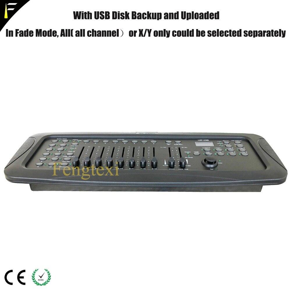 Mezclador Midi DMX 192 CHS, controlador de iluminación de DJ, operador de...