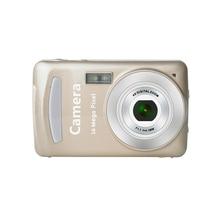 Niños Mini cámara Digital cámara/videocámara HD 720P 4 X Zoom cámara de Video con 2,4 pulgadas TFT LCD de pantalla de regalo