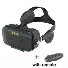 (Q) BOBOVR Z4 Virtual Reality Glasses 120 FOV 3D Cardboard Helmet VR Headset Stereo Box For Samsung Xiaomi HTC Mobile Phone