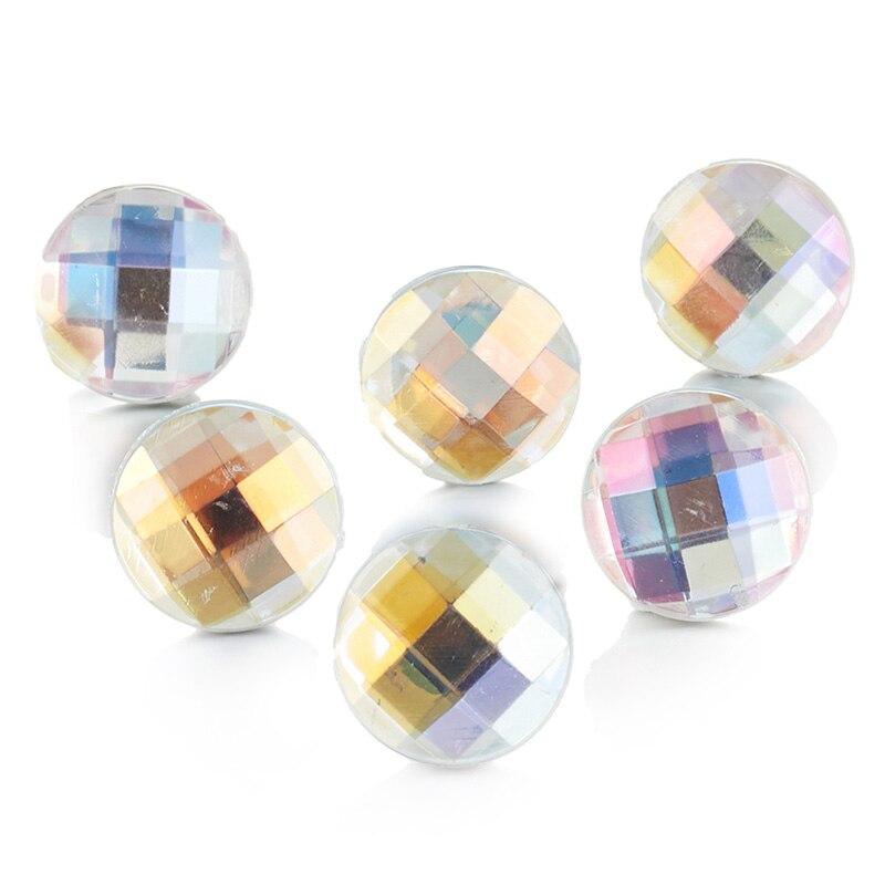 Mais novo cor Branca 18 milímetros Snap Snap Jóias de Cristal Na Moda do Metal contas fivela Fit DIY Snap OEM Pulseiras Para As Mulheres