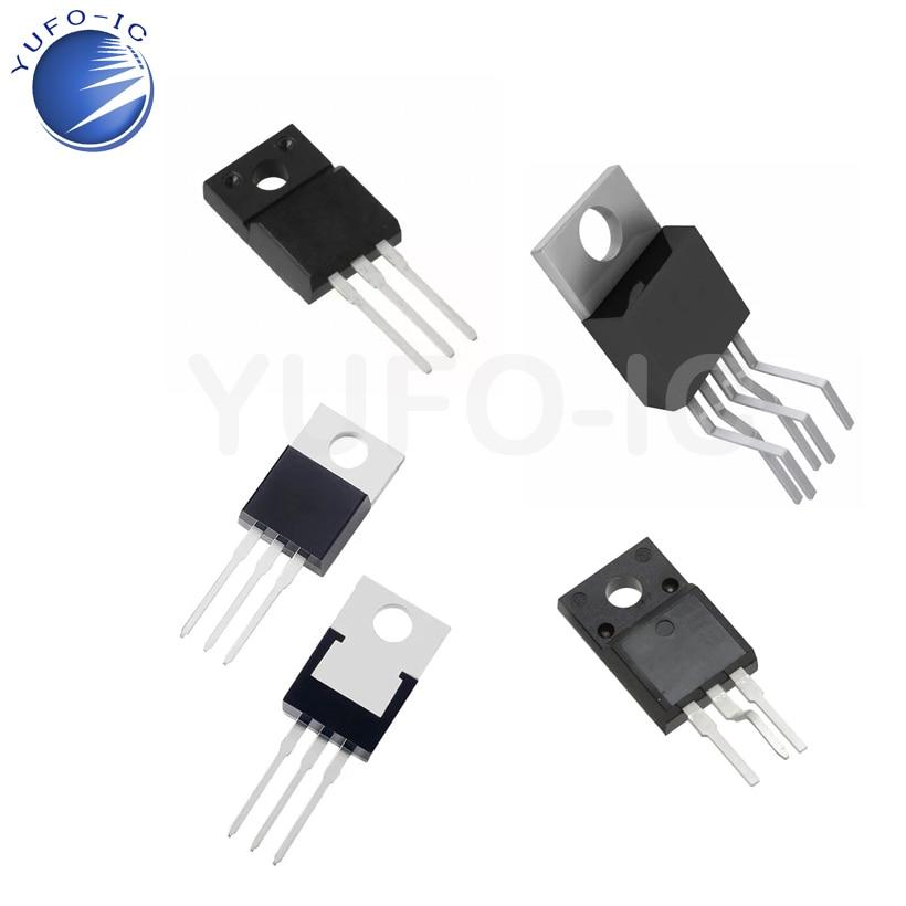 Envío gratis 10 piezas IRL520 encapsulación A-220 optimos 5 MOSFET de potencia